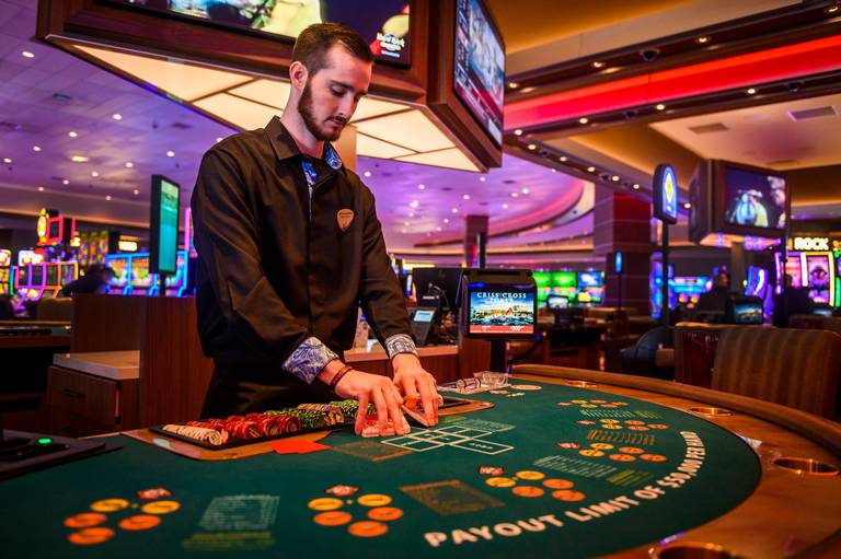 The Fundamentals Of Casino You Can Benefit From Beginning At The Moment